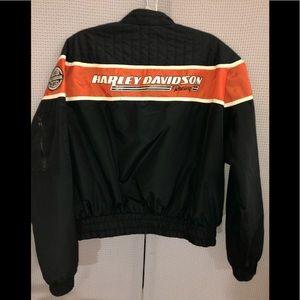 Vintage Harley Davidson jacket size xl